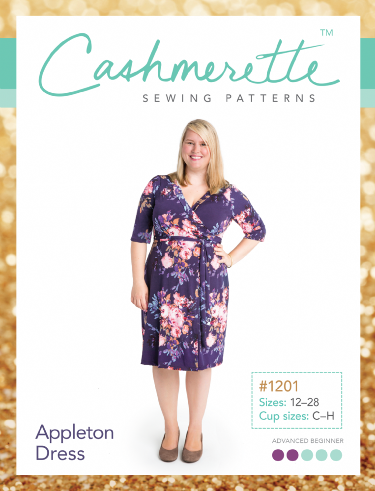 Appleton Cashmerette Sewing Pattern